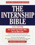 Internship Bible, 2000 (Princeton Review Series)