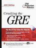 Cracking the Gre,2001-w/cd