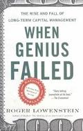 When Genius Failed The Rise and Fall of Long-Term Capital Management