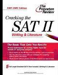 Cracking Sat Ii:writing/lit.,01-02