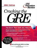 Cracking the Gre, 2003