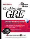 Cracking the Gre 2004 4 Practice Tests on Cd-Rom