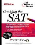 Cracking the Sat With Practice Tests on Cd-Rom