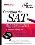 Cracking the Sat, 2004