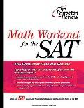 Math Workout for the New Sat