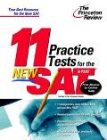 11 Practice Tests for the New SAT & PSAT