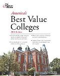 Princeton Review America's Best Value Colleges 2008