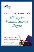 What to Do With Your Liberal Arts Degree in History or Political Science