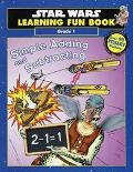 Star Wars Episode 1: The Phantom Menace: Learning Fun Books: Simple Adding and Subtracting