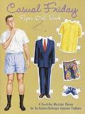 Casual Friday Paper Doll Book