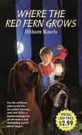 Where the Red Fern Grows - Wilson Rawls - Mass Market Paperback