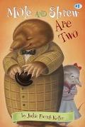 Mole And Shrew Are Two - Jackie French Koller - Paperback
