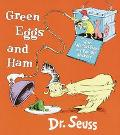 Green Eggs and Ham With Fabulous Flaps and Peel-Off Stickers