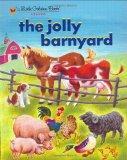 The Jolly Barnyard (Little Golden Book)