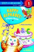 Happy Alphabet! A Phonics Reader