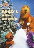 Bear's Winter Wonderland Coloring Book