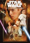 Star Wars Attack of the Clones  Movie Scenes to Color