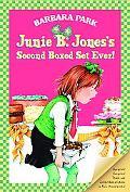 Junie B. Jones's Second Boxed Set Ever! Books 5-8