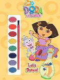 Nick Jr. Dora the Explorer Let's Dance!
