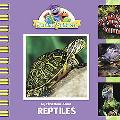 My First Books About Reptiles