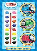 Friends from Sodor (Thomas & Friends Series)