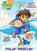 Polar Rescue! (Hologramatic Sticker Book)