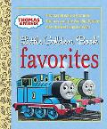Thomas and Friends: Little Golden Book Favorites