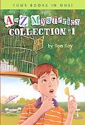A to Z Mysteries: Collection #1 (A Stepping Stone Book(TM))