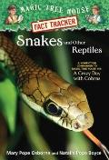 Snakes and Other Reptiles : A Nonfiction Companion to a Crazy Day with Cobras