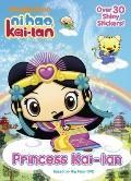 Princess Kai-Lan (Hologramatic Sticker Book)