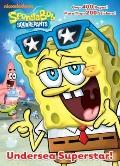 Undersea Superstar! (SpongeBob SquarePants) (Super Jumbo Coloring Book)