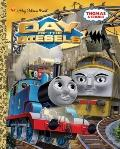 Day of the Diesels (Thomas and Friends) (a Big Golden Book)