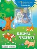 Animal Friends: With 16 shaped rubber bands--8 animal bracelets and 8 animal rings!