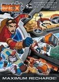 Maximum Recharge! (Generator Rex) (Full-Color Activity Book with Stickers)