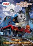 Thomas' Halloween Delivery (Thomas & Friends) (Glow-in-the-Dark Sticker Book)