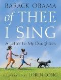 Of Thee I Sing : A Letter to My Daughters