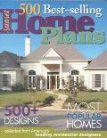 500 Best Selling Home Plans