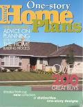 One-Story Living Home Plans - Inc Staff Sunset Books - Paperback - 3RD