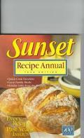 Sunset Recipe Annual 1999 Edition