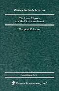 Law of Speech and the First Amendment