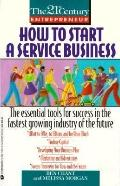 How to Start a Service Business - Ben Chant - Paperback
