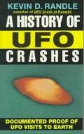 History of UFO Crashes