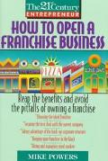 How to Open a Franchise Business
