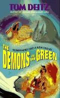 Demons in the Green - Tom Deltz - Mass Market Paperback