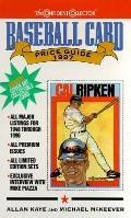Baseball Card Price Guide, 1997 - Allan Kaye - Mass Market Paperback