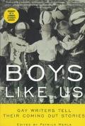 Boys Like Us Gay Writers Tell Their Coming Out Stories