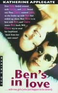 Ben's in Love (Making Out #4), Vol. 4