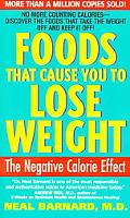 Foods That Cause You to Lose Weight The Negative Calorie Effect