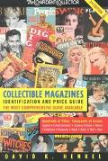 Collectible Magazines Identification and Price Guide