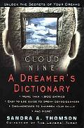 Cloud Nine A Dreamer's Dictionary
